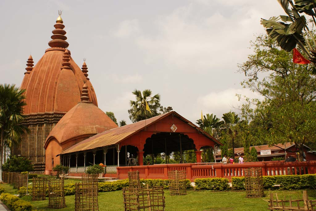 Sivadol Temple Sivasagar Assam India